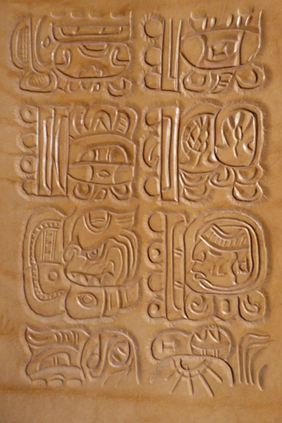 motif maya